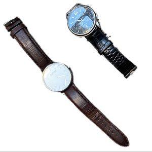 AUGUST STEINER / STÜRLING Lot of 2 Men's Watches